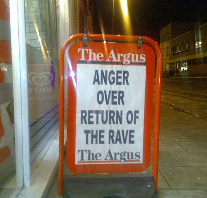 """""""The Argus"""" Headlines"""