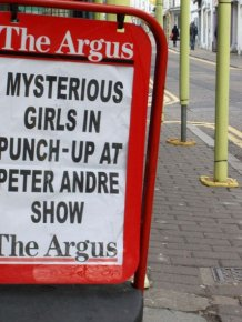 """The Argus"" Headlines"