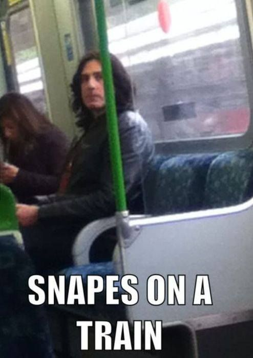 Fictional Characters Caught in the Real World
