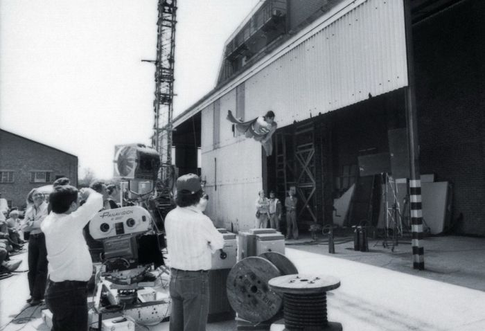 Behind The Scenes of the Classic Movies