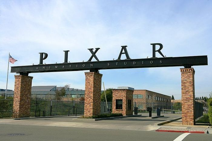Pixar Offices in California