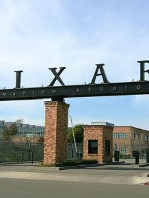 Pixar Offices in California