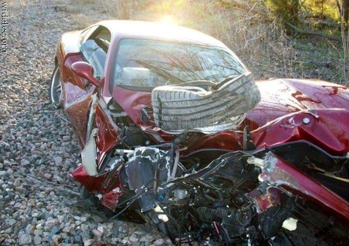 Strange Car Accidents , part 2