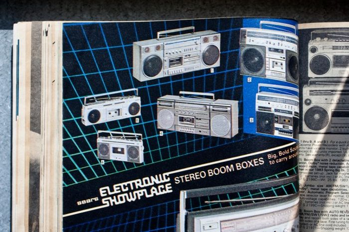Electronics from Sears Catalog Fall/Winter 2013, part 2013