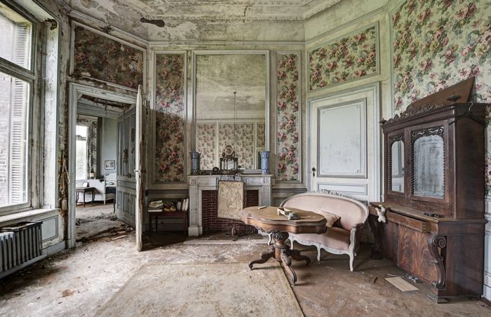 Abandoned Mansion of a German Doctor