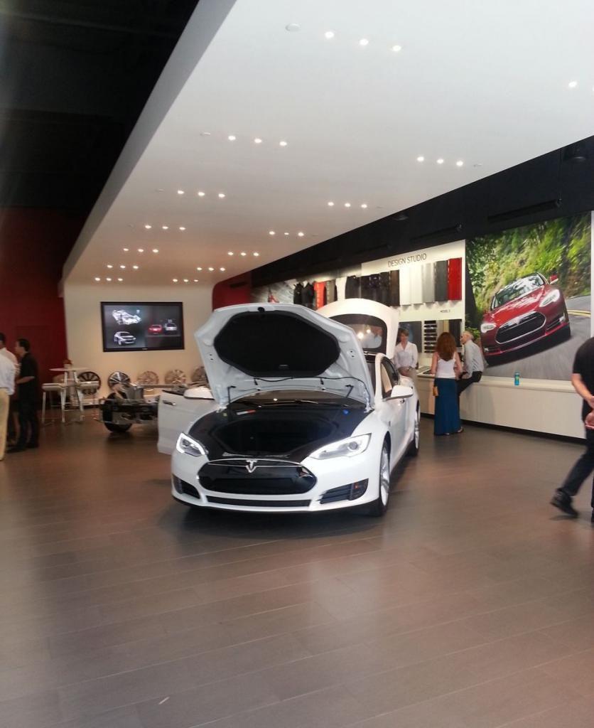 Tesla Dealership In California Vehicles