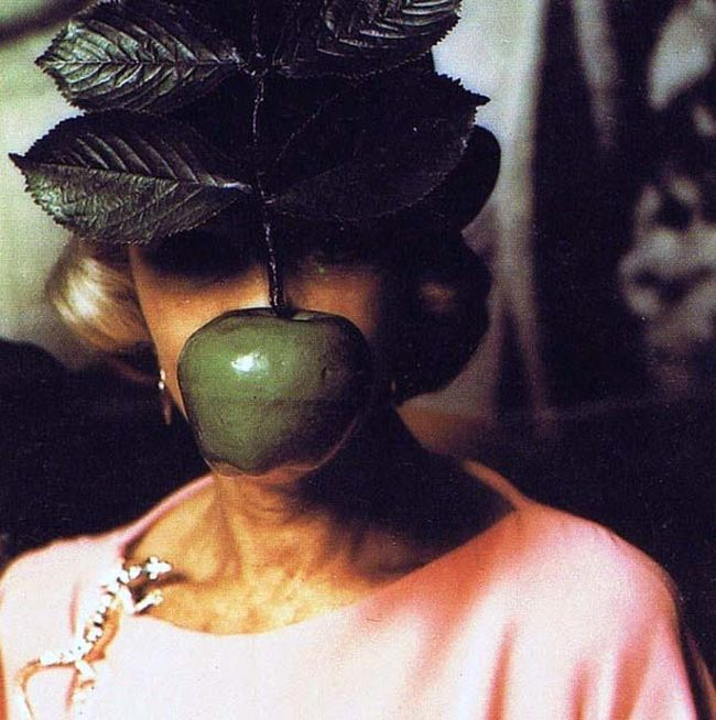 1972 Rothschild Surrealist Dinner Party