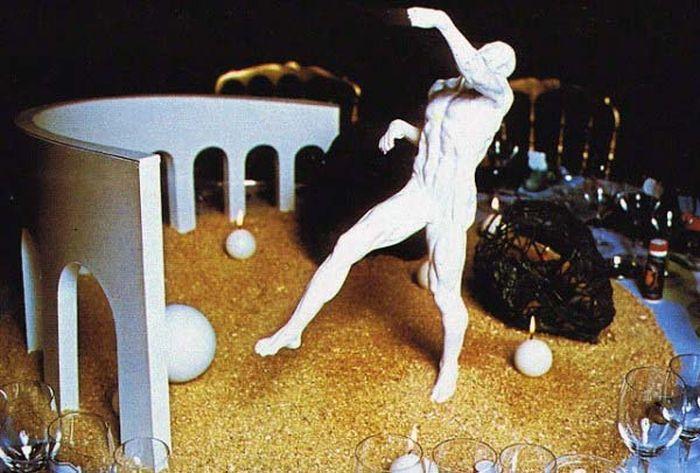 1972 Rothschild Surrealist Dinner Party