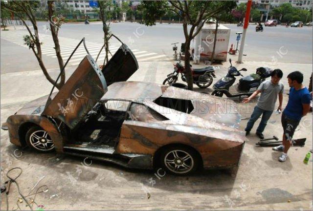 Lamborghini Reventon - Replica