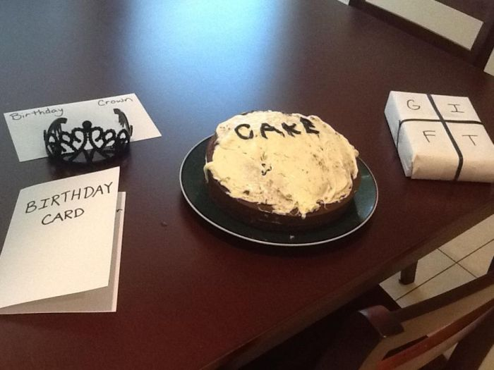 Generic Surprise Birthday Party