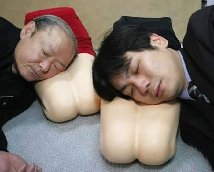 Weird Things from Japan
