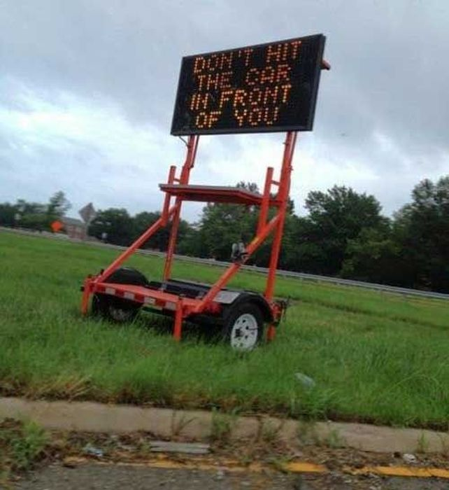 The Funniest Signs of the Summer