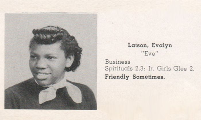 East High School Yearbook from 1951, part 1951