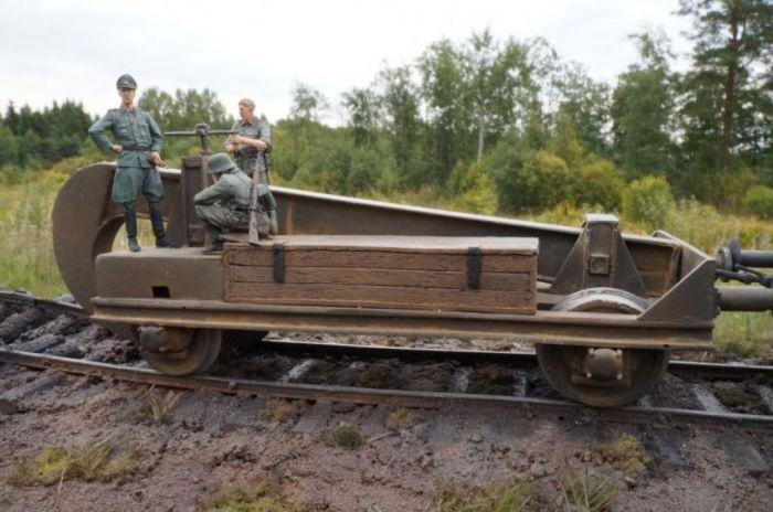 Locomotive BR-52