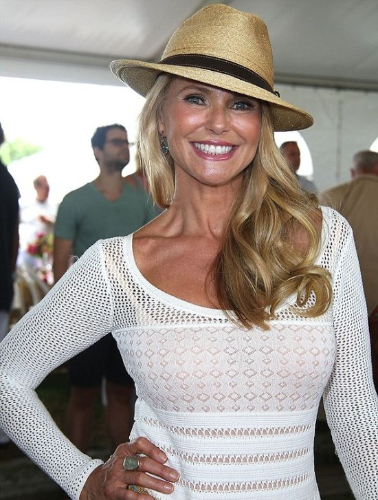 Forver Young Christie Lee Brinkley