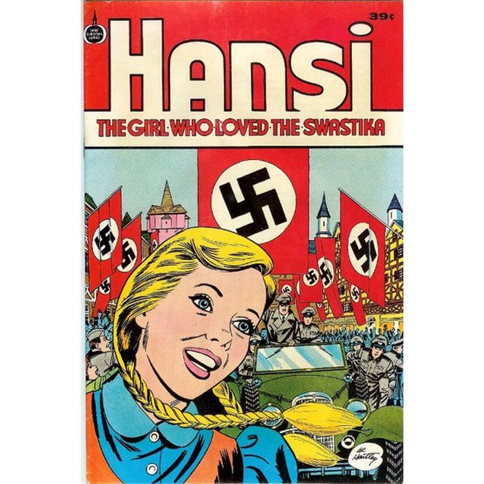 Offensive Comic Book Covers