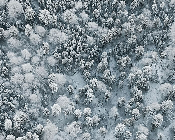Beautiful Aerial Landscapes