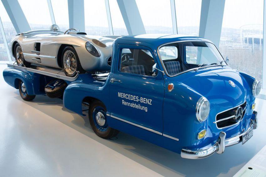 Mercedes-Benz Renntransporter