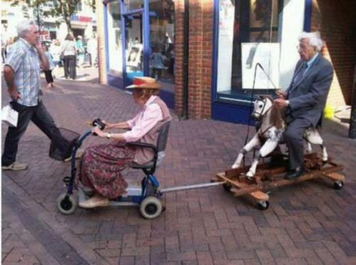 Awesome Old People