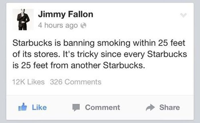 Stupid and Funny Status Updates and Comments