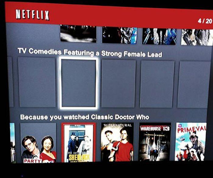 Netflix Fails