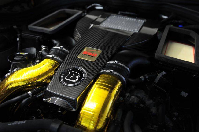 Mercedes-Benz S-class - BRABUS 850 6.0 Biturbo iBusiness