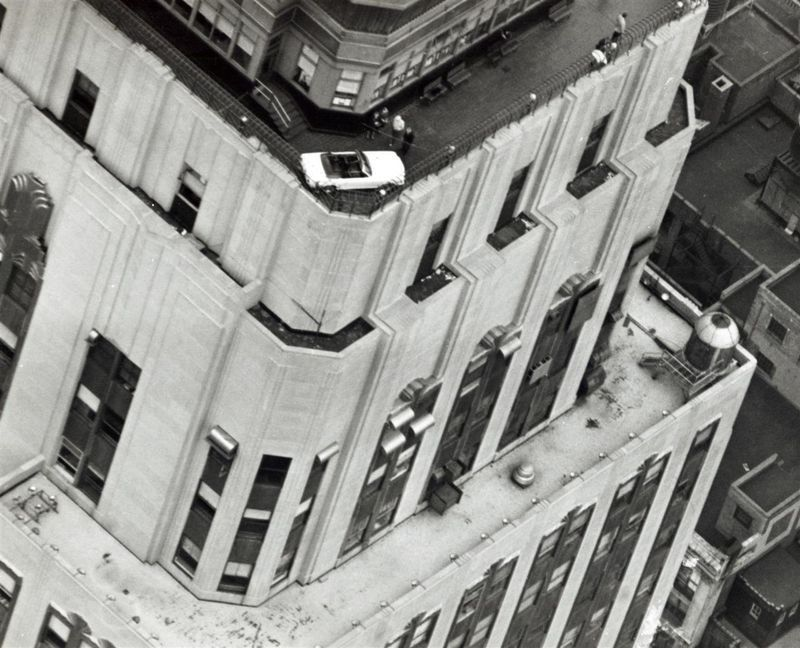 Ford Mustang Empire State Building Video