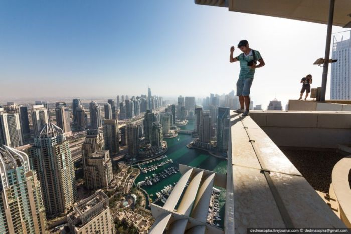 The Roofs of Dubai