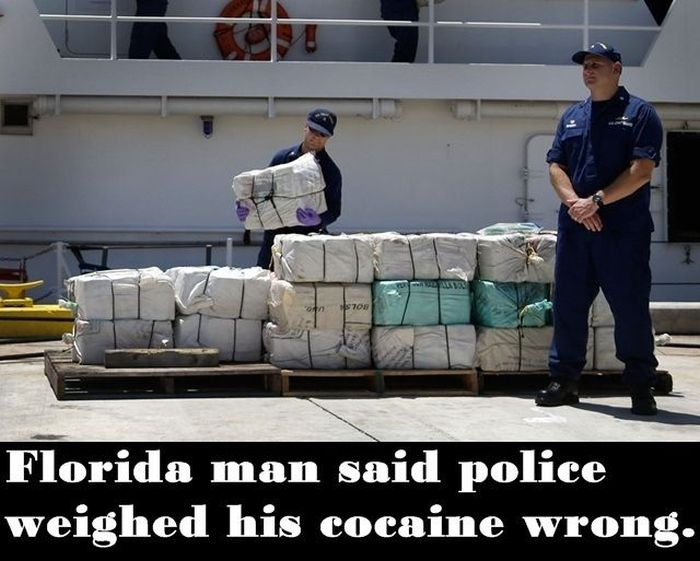 Misadventures Of Florida Man