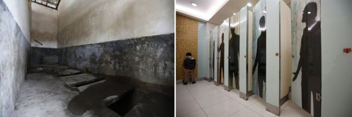 China's Massive Wealth Gap in Photos