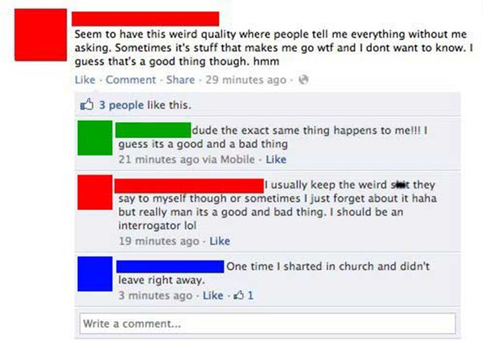 Things That Must Not Be Shared on Facebook
