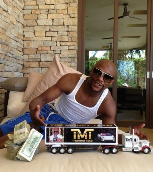 Floyd Mayweather's Luxurious Lifestyle, part 2