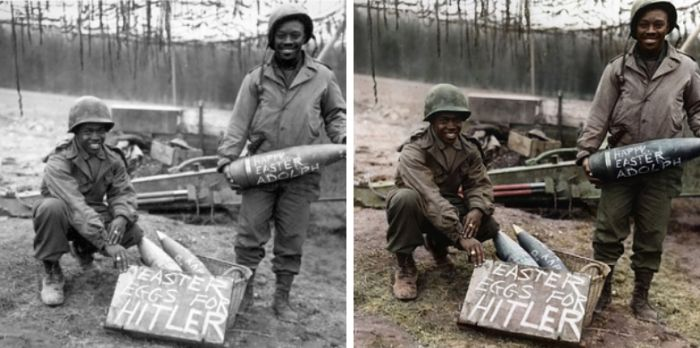 Colorized History