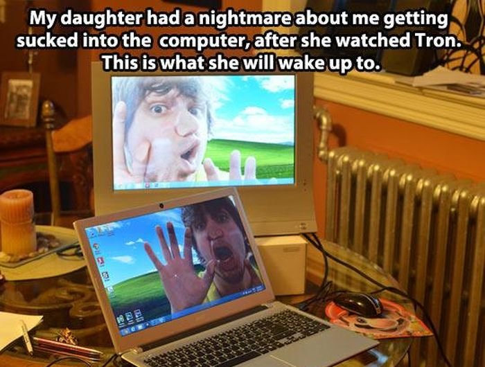 When Parents Have Fun