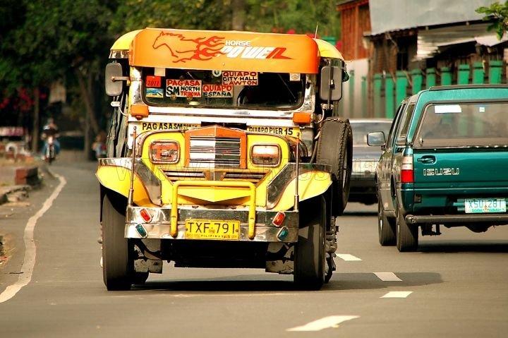 Philippine roads