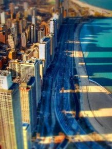 Awesome Tilt Shift Photos