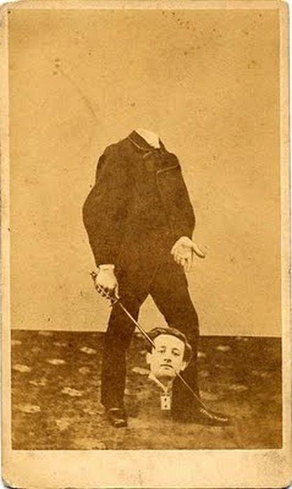 Headless Portraits