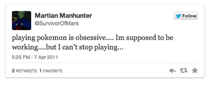 Funny Superhero Tweets