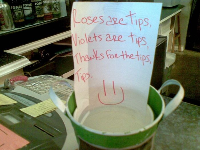 Funny Pictures About Tips