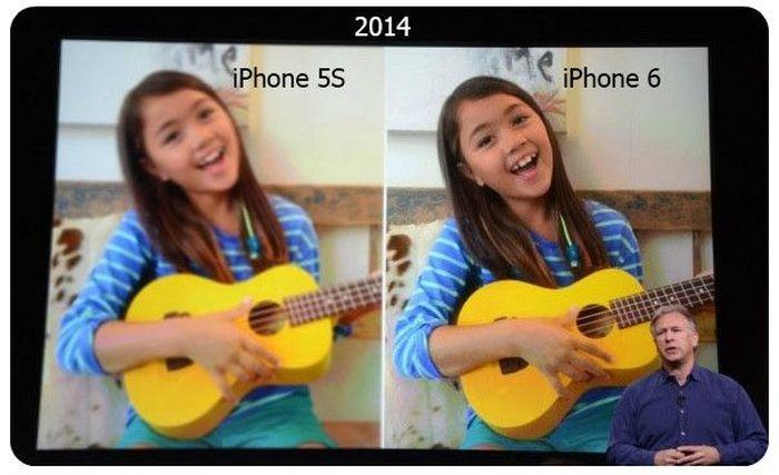 iPhone 5 Camera vs iPhone 5s Camera