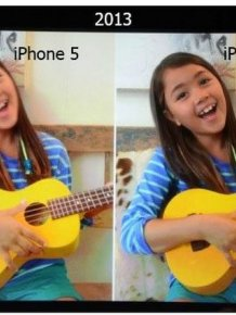 iPhone 5 Camera vs iPhone 5s Camera