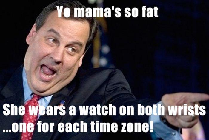 Old School Yo Mamma Jokes