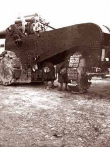 The most unusual tanks