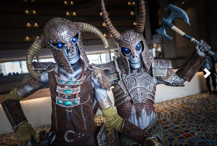 The Dragon Con 2013 Cosplay