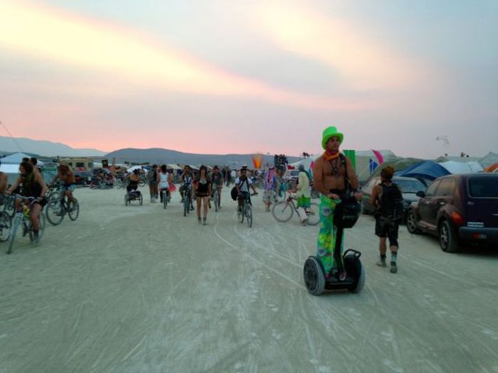 The Costumes of the Burning Man 2013, part 2013