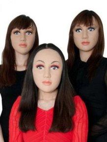 Plastic Face Mask Uniface
