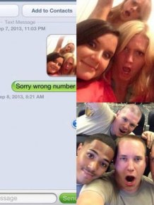 How to Respond to a Wrong Number Text