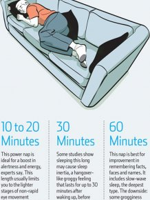 How to Take a Good Nap