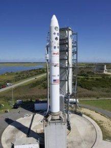 Frog Photobombs NASA Rocket Launch