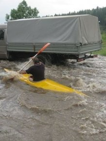 Fun During Floodings